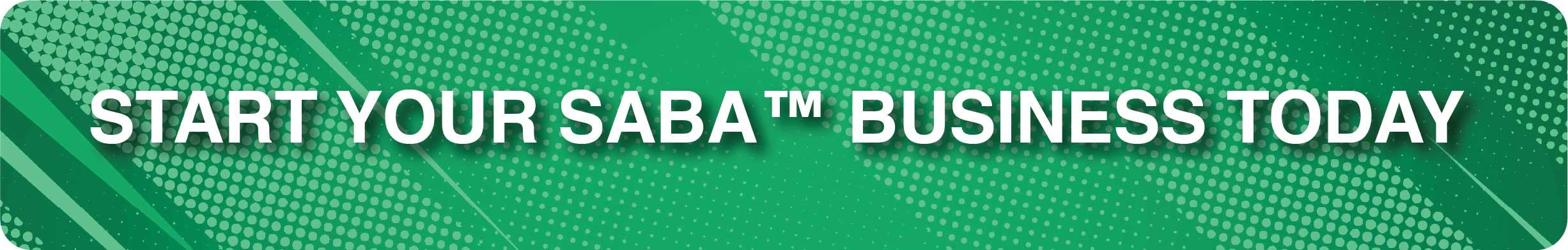 Start Saba Business Today