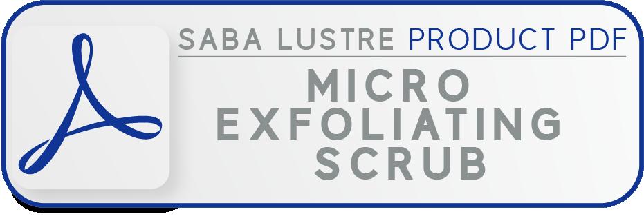 Sl pdf button micro exfoliating scrub
