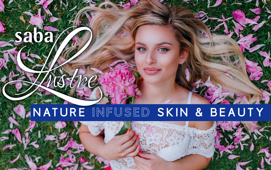 Lustre footer nature infused