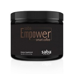 Saba Empower Smart Coffee Canister
