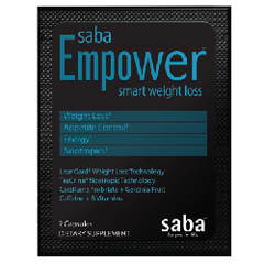 Saba Empower Smart Weight Loss Sample Packs