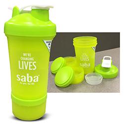 Green shaker image web