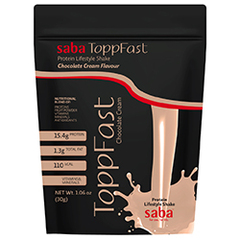 SABA TOPPFAST CHOCOLATE