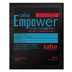 Saba Empower Smart Weight Loss EXTREME Sample Packs