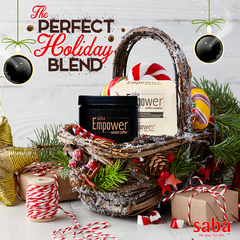 Saba Empower Smart Coffee & Collagen Creamer Combo Pack - Holiday Special Enrollment Pack