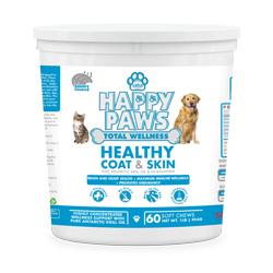 Happy paws healthy coat  skin soft chew 250x250 %28003%29