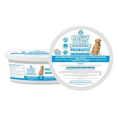 Saba Happy Paws Probiotic-30 Soft Chews