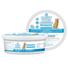 Saba Happy Paws Probiotics-30 Soft Chews