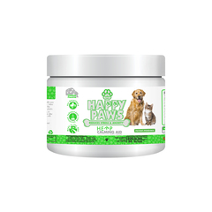 Saba Happy Paws Hemp Calming Aid -100 Soft Chews