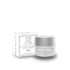 Saba Lustre Glycolic Recharge Night Cream