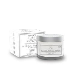 Saba lustre 2.5 oz glycolic renewal masque 250x250 2 %28002%29