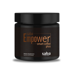 Saba Empower Smart Coffee  PLUS - 1 Canister
