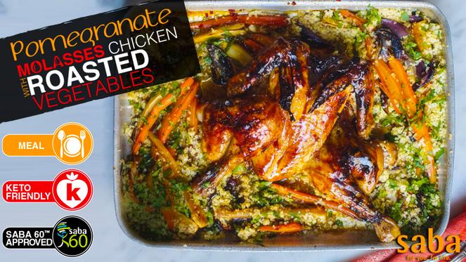 06  pomegranate molasses chicken top