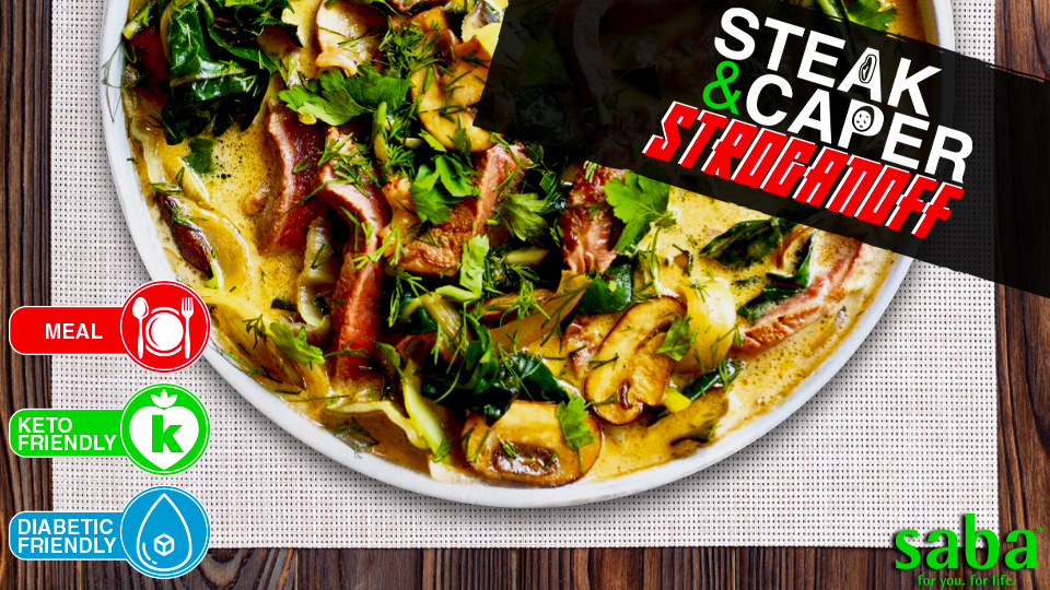 07  steak   caper stroganoff top